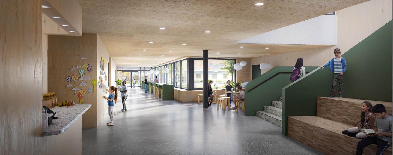 Frillesåsskolan i Kungsbacka kommun -