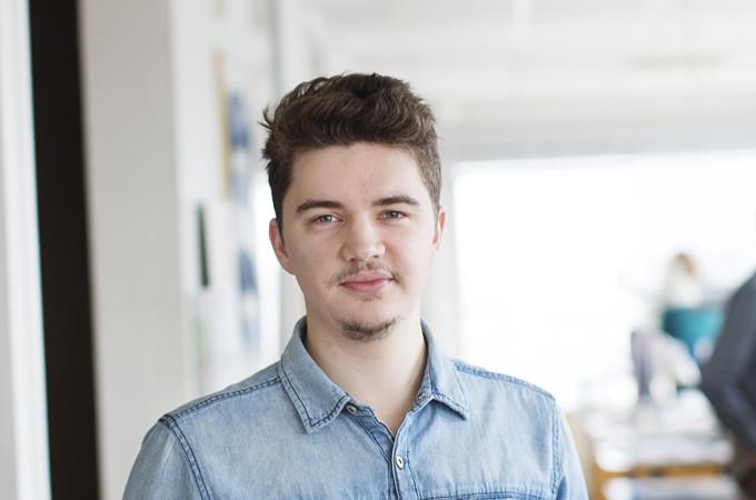 Adam Hultström ny ingenjör hos oss