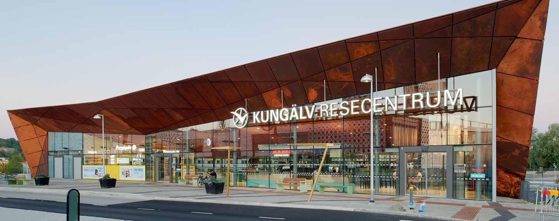 Kungälv Resecentrum - Projektfakta