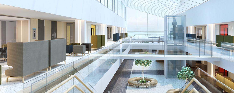 Skaraborgs sjukhus, Skövde - Projektfakta