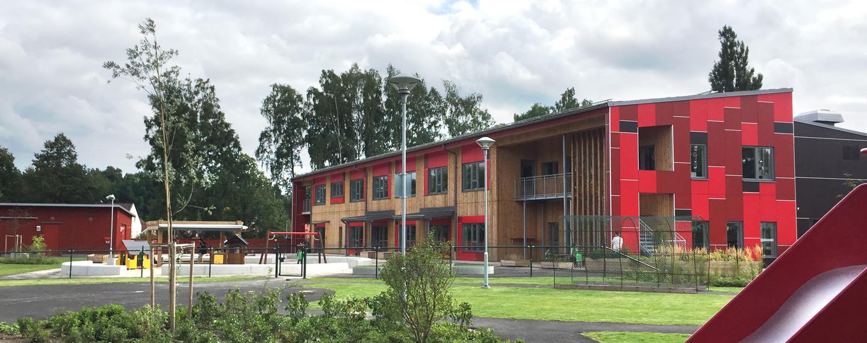 Ekedals förskola -