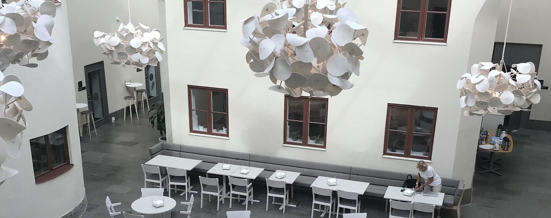 - ATTRAKTIV–MODERN–HÅLLBAR ARBETSPLATS