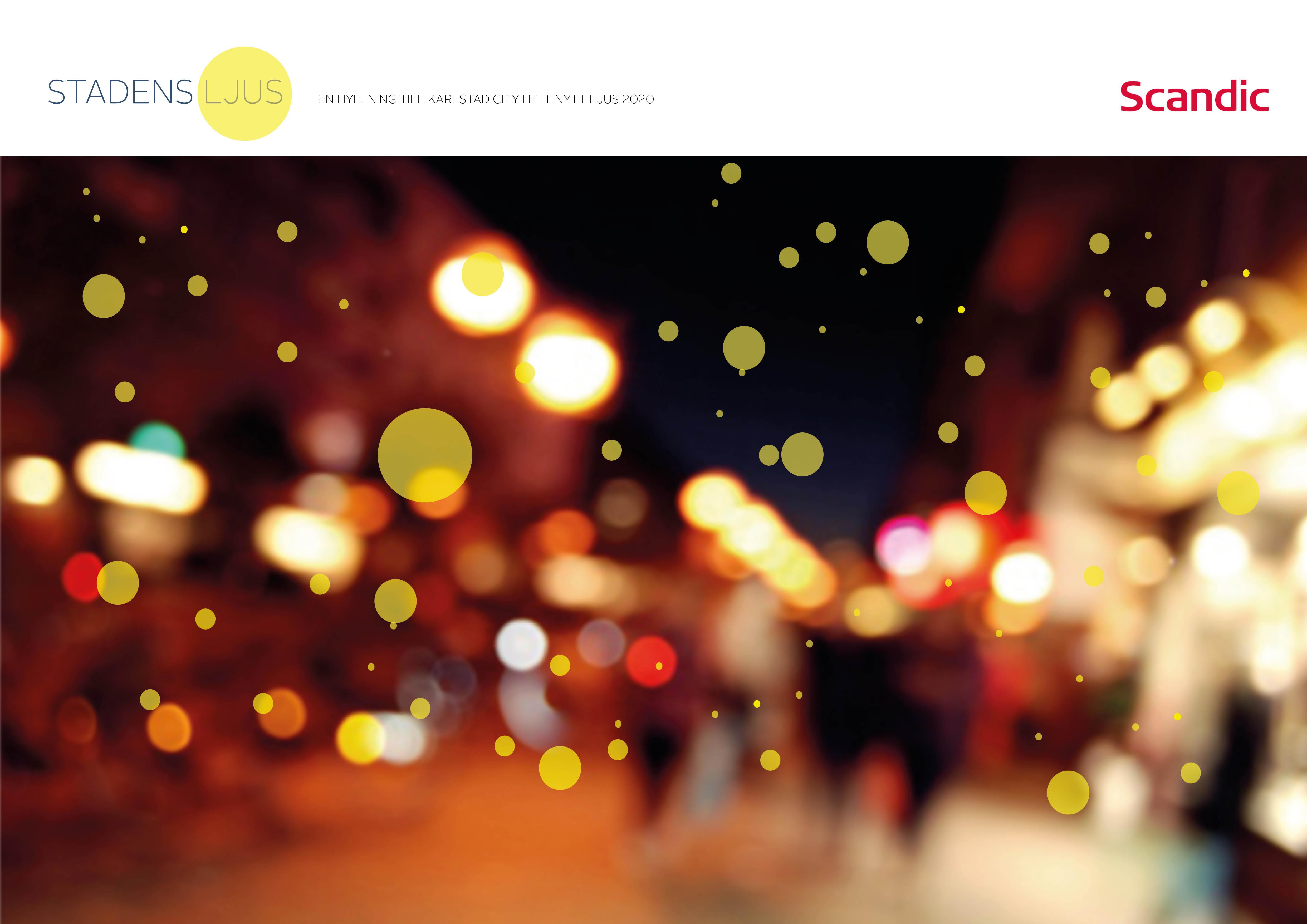 Scandic Karlstad City i ett nytt ljus 2020