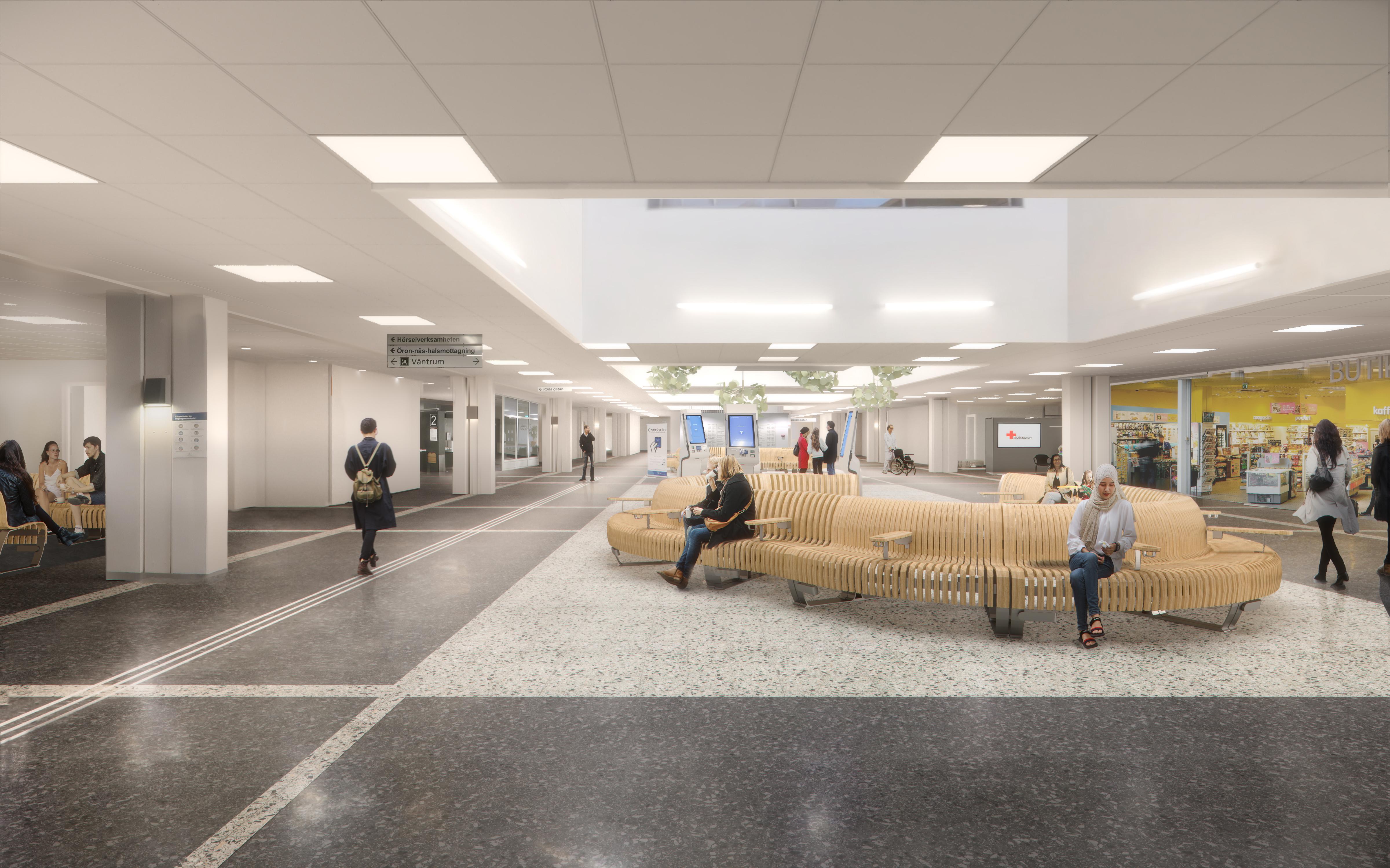 Skaraborgs sjukhus rustar för framtiden